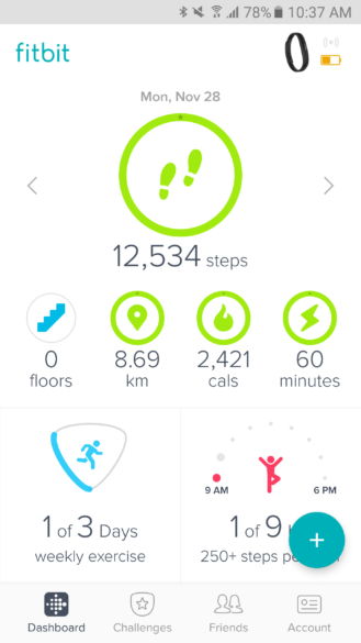 fitbit-flex2-app-home