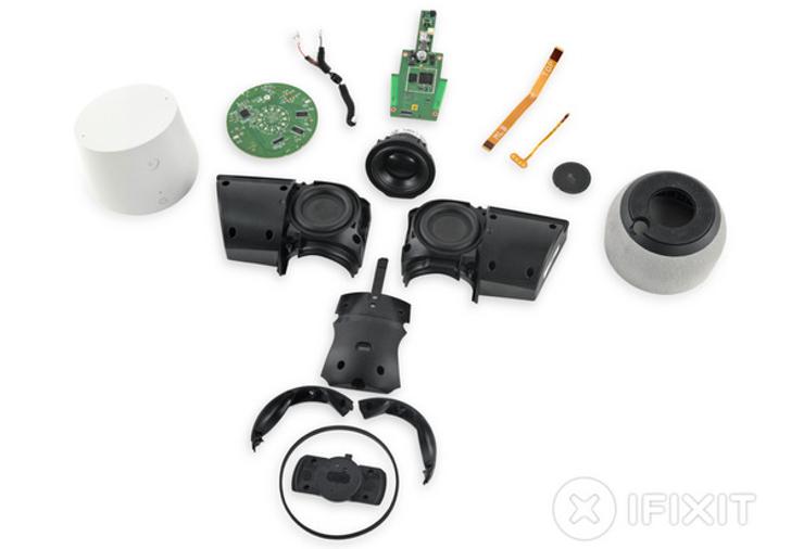 Teardown reveals Google Home is basically a Chromecast