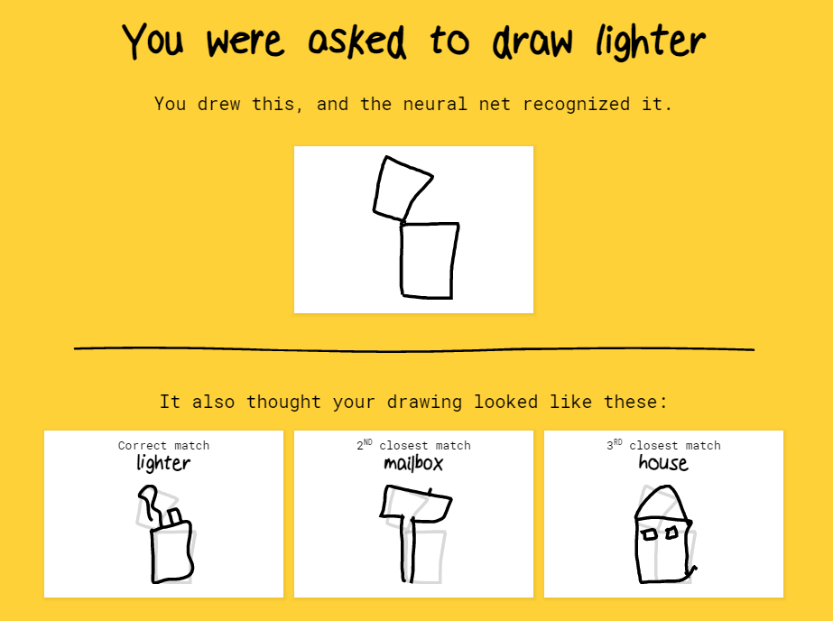 Google's AI Game Can Guess What You Are Drawing