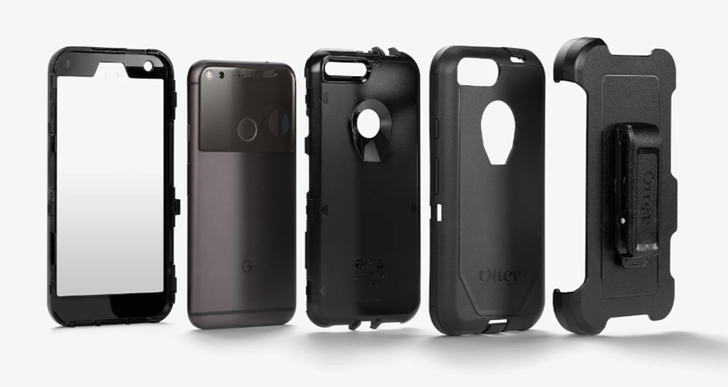 the latest 02018 70f5d The Google Store now offers OtterBox Defender cases for the Pixel ...