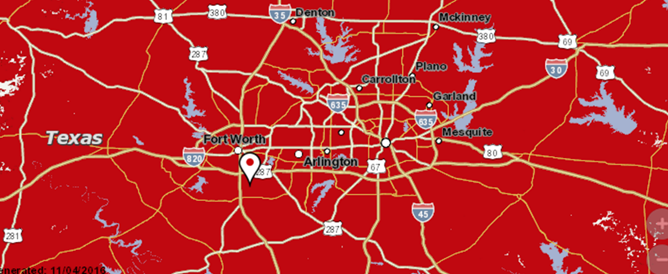 verizon dfw
