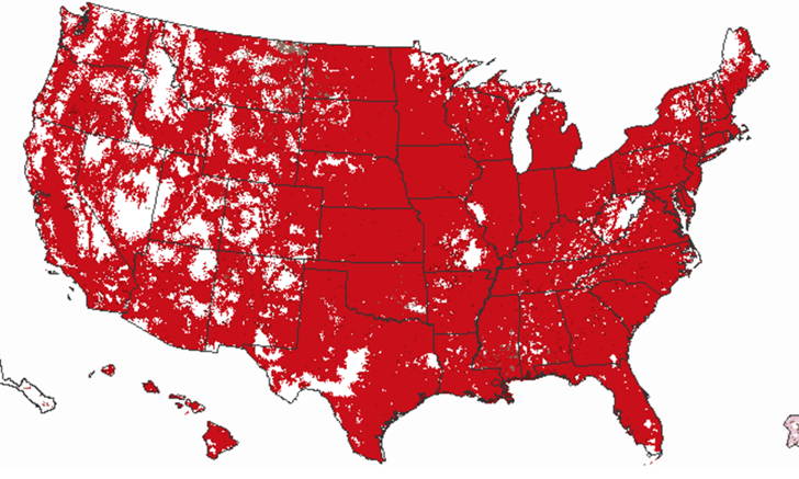 Editorial Factchecking The Latest Video Rant From TMobile CEO - T mobile coverage map us