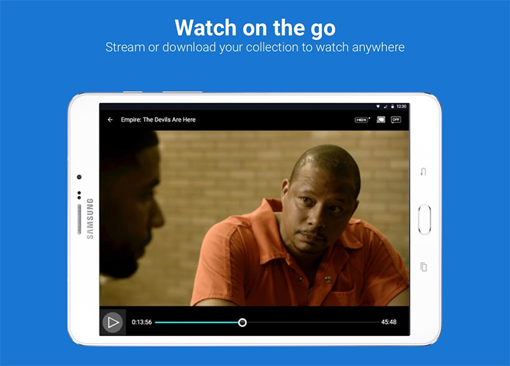 VUDU app for Android now supports offline playback for