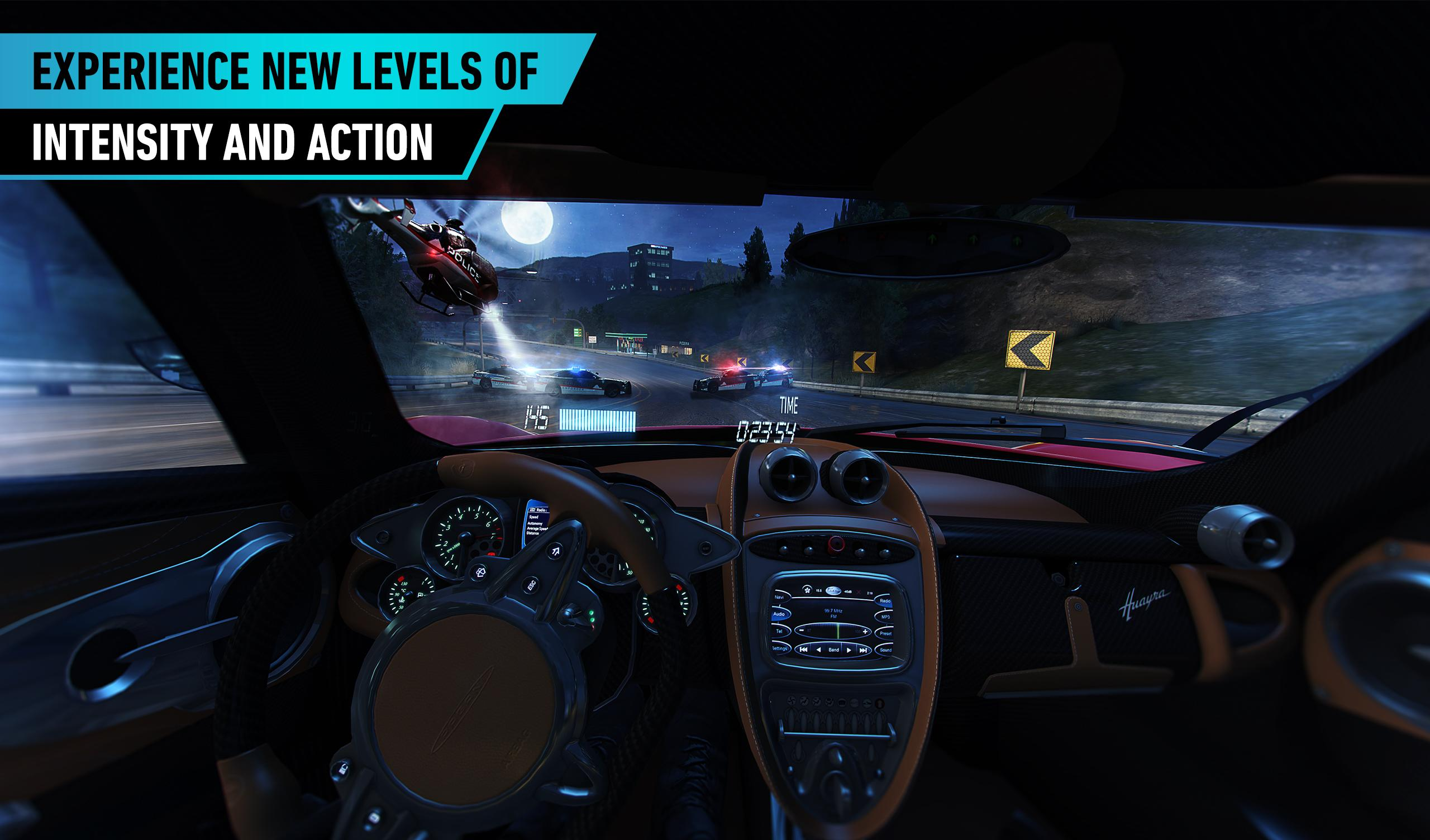 Need for speed vr for google daydream is now live for Need for speed android