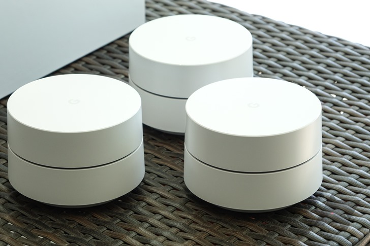 Google Assistant could live inside new Nest Wi-Fi signal boosters