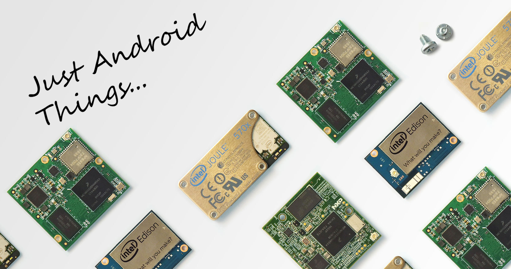Qualcomm and Rockchip announce new platforms for Android