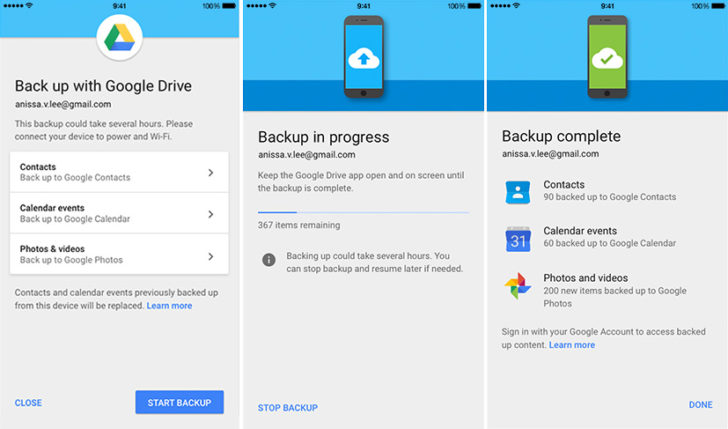 google makes it easier to switch from ios to android with google