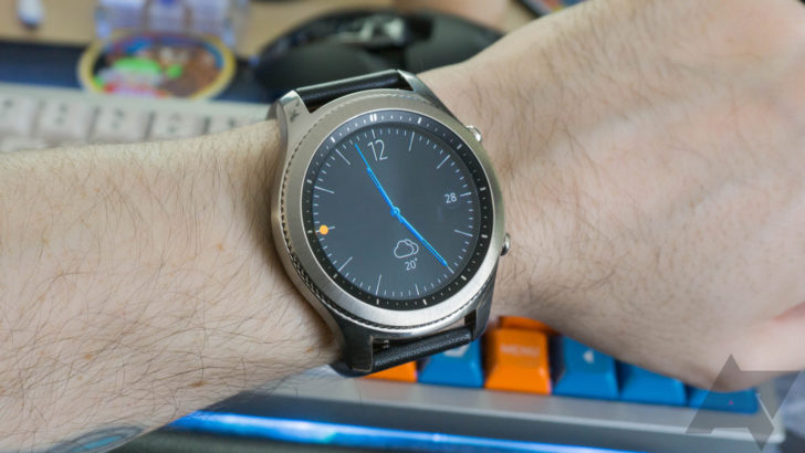 Samsung rolls out its biggest software update yet for the Gear S3