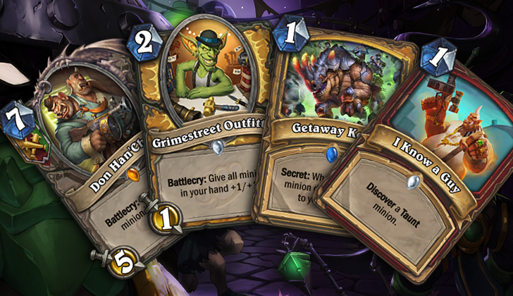 Hold Off on Opening Gadgetzan Packs in Hearthstone