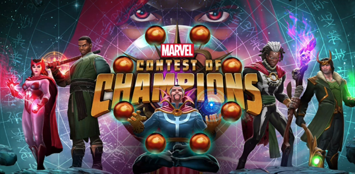 Netmarble contest of champions