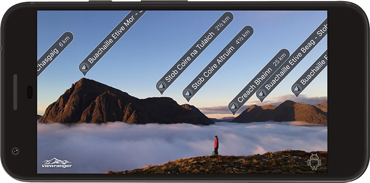 [Pretty cool] ViewRanger lets you see and navigate your outdoor maps in Augmented Reality with Skyline