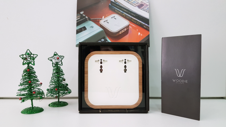 woodie hub review the cadillac of all in one power strips with a 220 price tag to match - Woodies Christmas Decorations