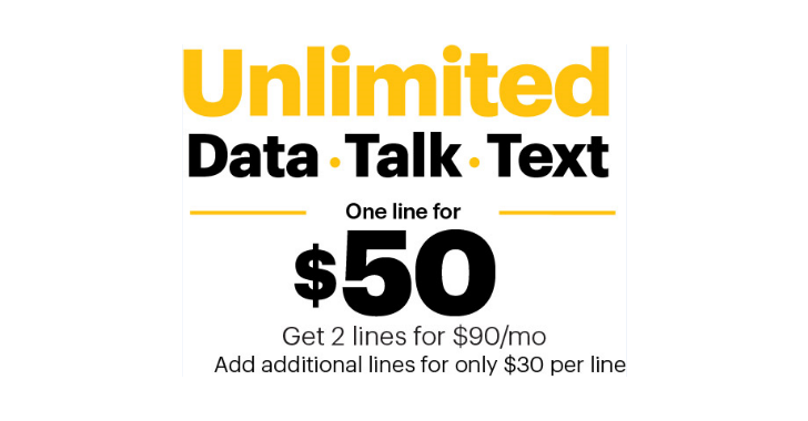 Sprint tries luring in new customers with $50 Unlimited plan