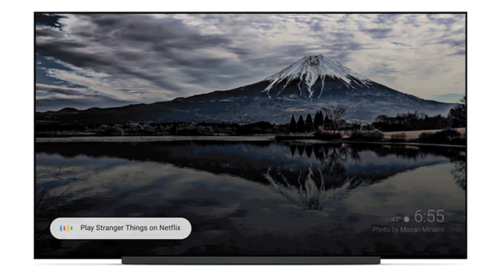 Google Assistant on Android TV supports continuous
