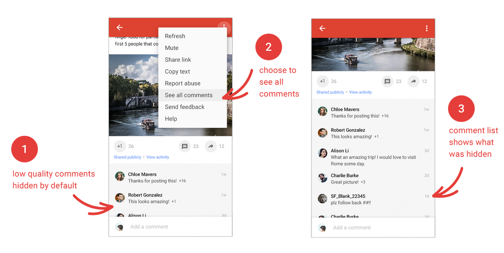 Google Updating Google+ With New Features