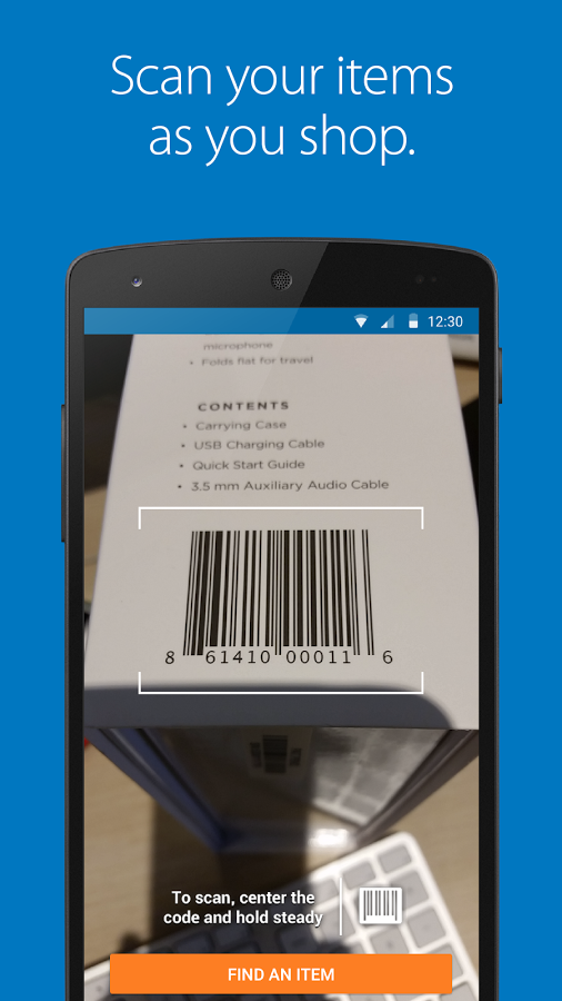 How To Use Iphone To Scan Barcodes