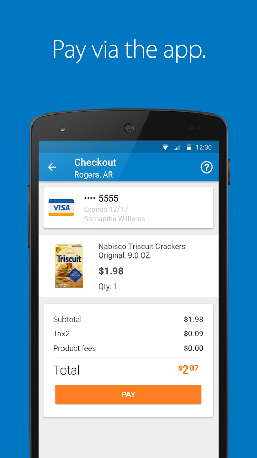 Walmart Finally Rolls Out Its Scan Amp Go App To Android