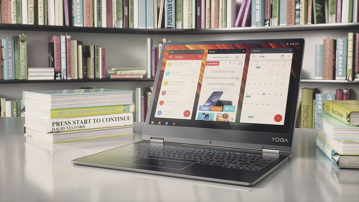 12.2 Android Lenovo Yoga Book shows up on Amazon, with a lower $299.99 price