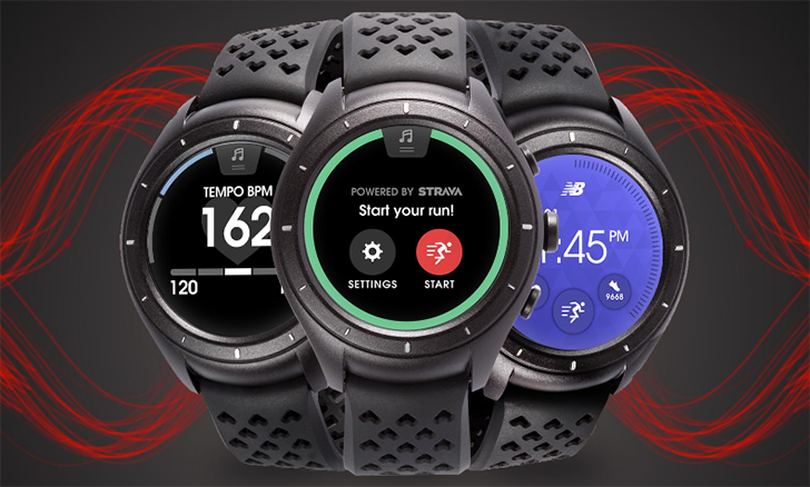 """Android Wear 2.0 coming to the New Balance RunIQ """"no later than April 14"""""""