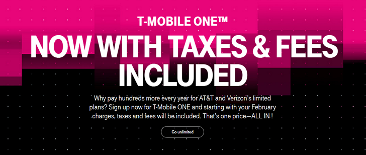 T-Mobile's next 'Uncar...T Mobile Plans 2017