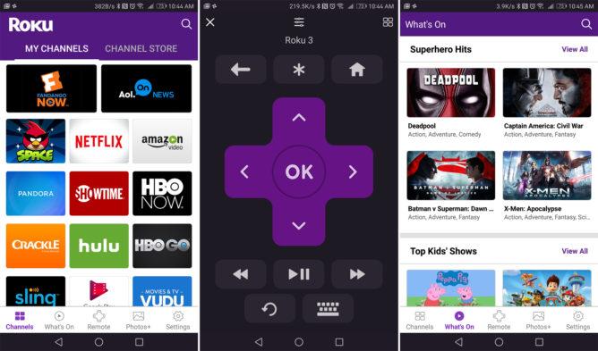 New Roku App Brings Fresh UI And Improved Performance