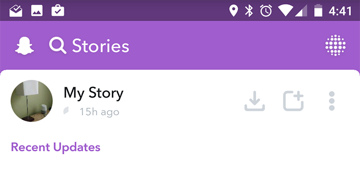 Snapchat 10 arrives with redesigned interface and updated search