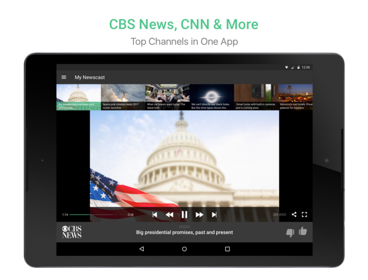 Plex plans to add streaming video news service with acquisition of Watchup
