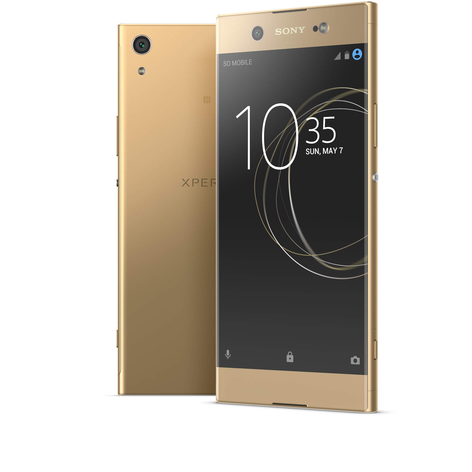 the sony xperia xa1 and xa1 ultra are sony 39 s new 39 super mid range 39 phones. Black Bedroom Furniture Sets. Home Design Ideas