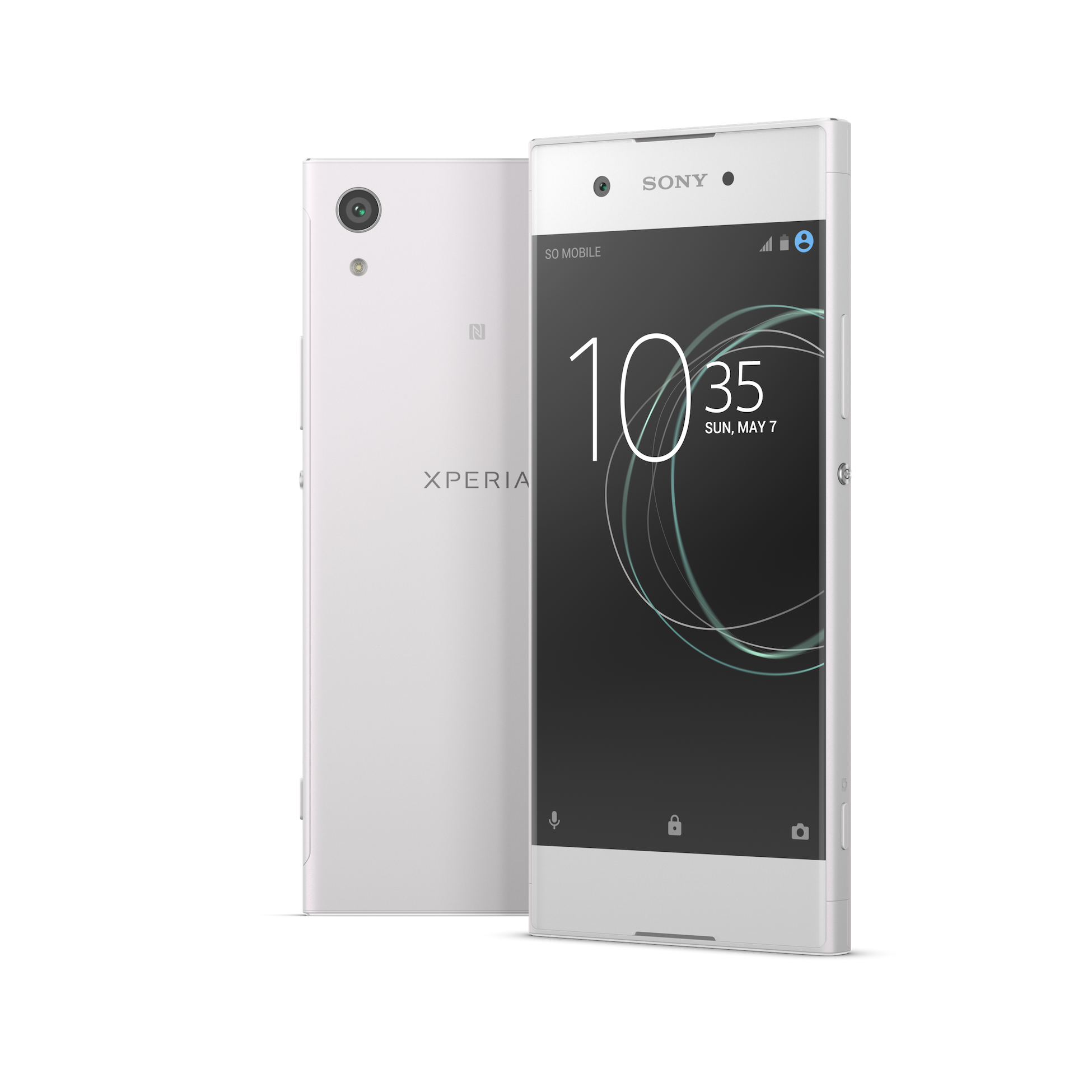 the sony xperia xa1 and xa1 ultra are sony 39 s new 39 super. Black Bedroom Furniture Sets. Home Design Ideas