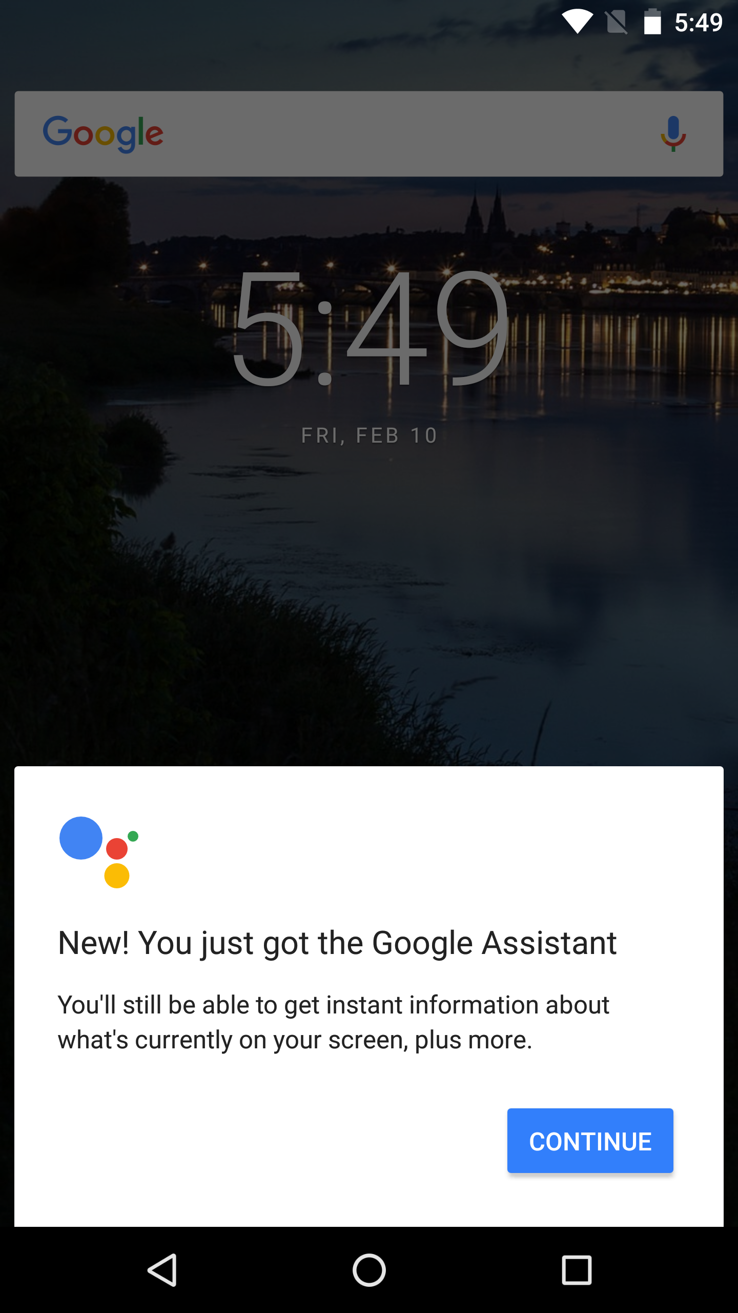 Update: May enable Google Assistant on non-Pixels] Google