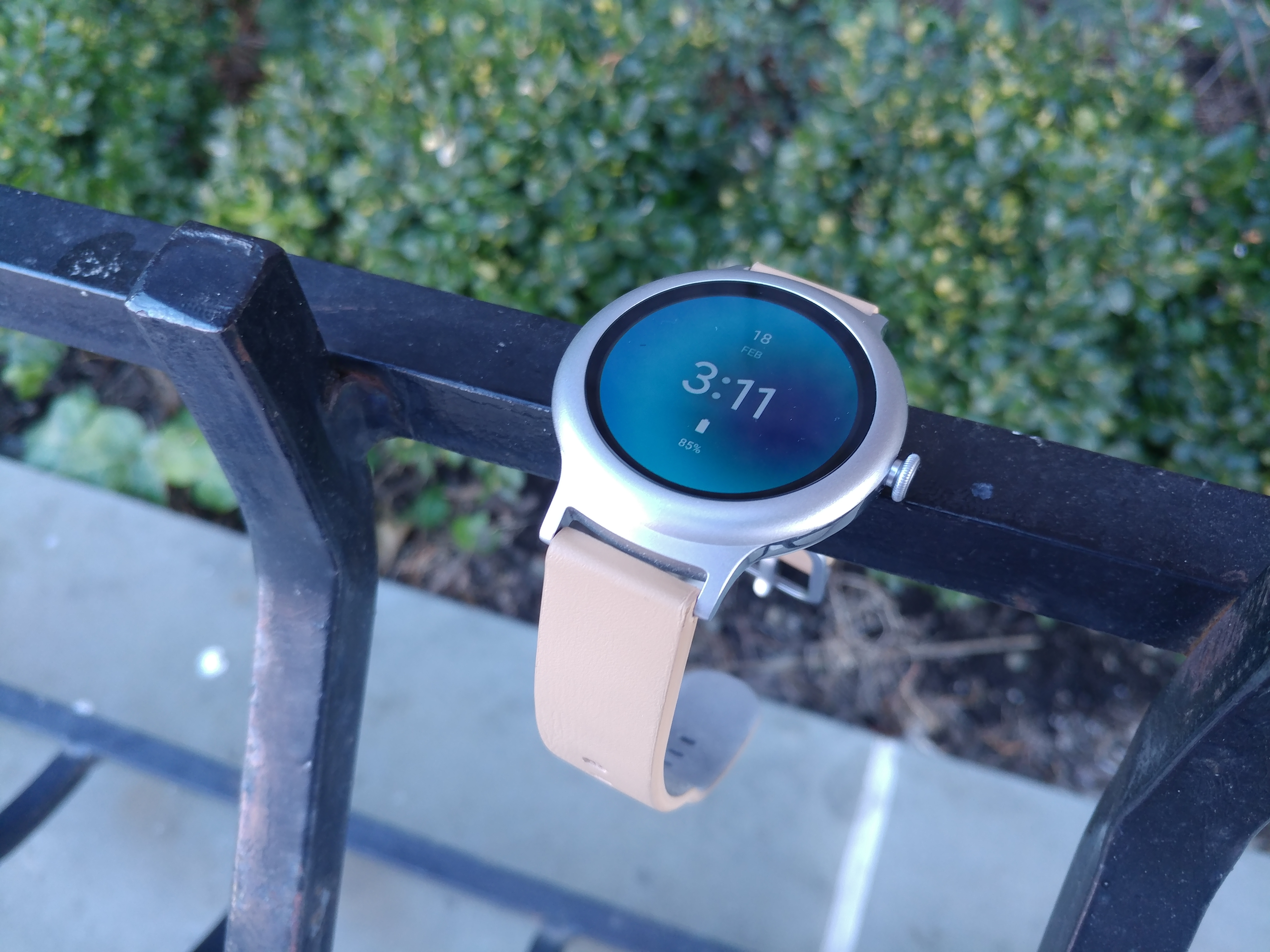 Google canned Pixel watches at the last minute in 2016 because they were crap