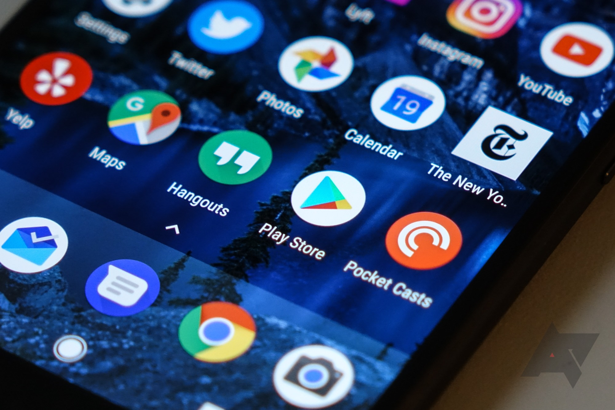 android how to change where apps installed