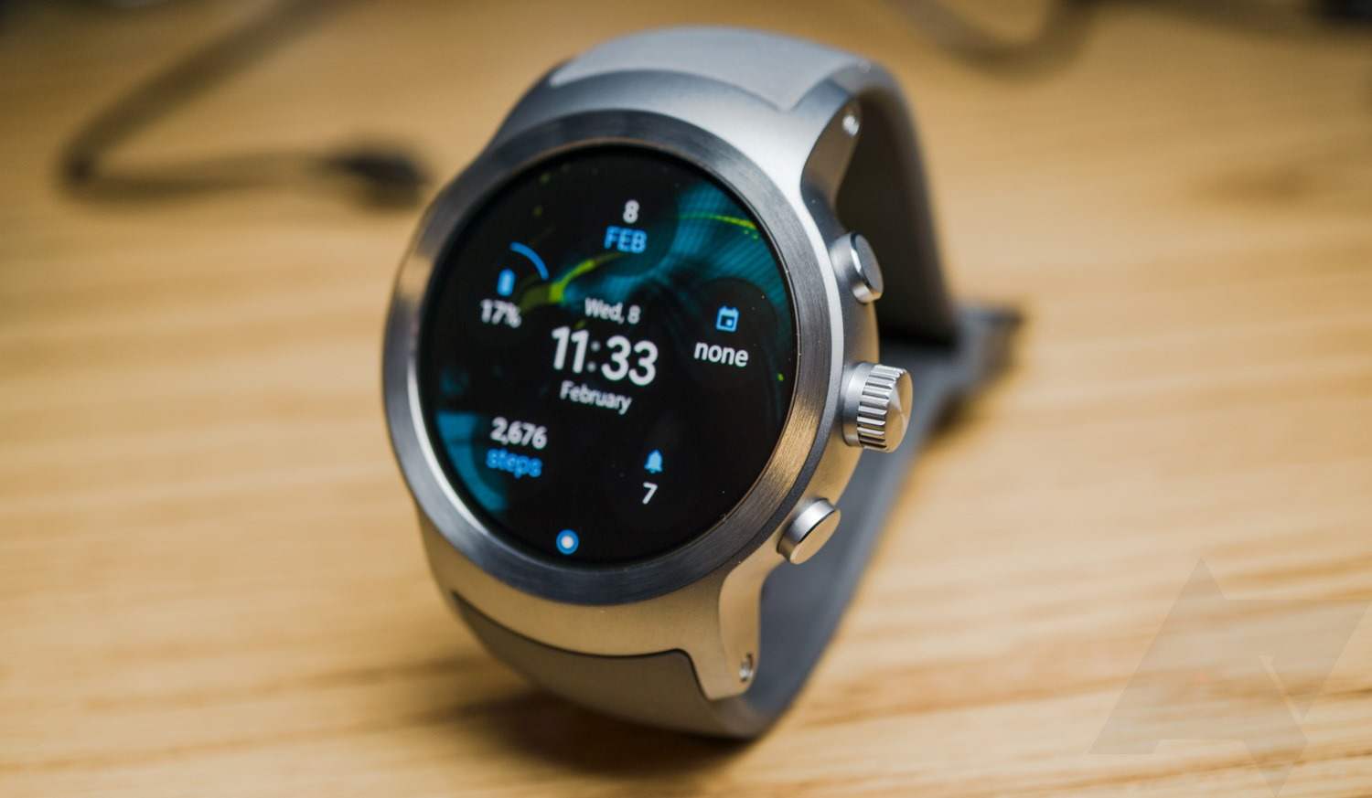 LG Watch Sport review: The right smartwatch for the wrong ...