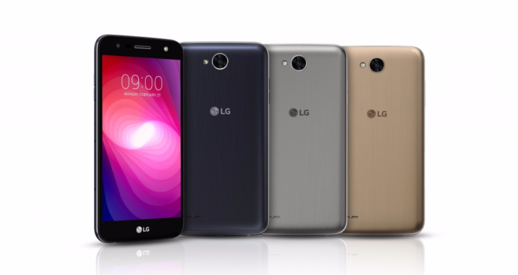 LG Announces the X Power2 with a Large Battery, Aimed at Multimedia Users and Gaming Enthusiasts