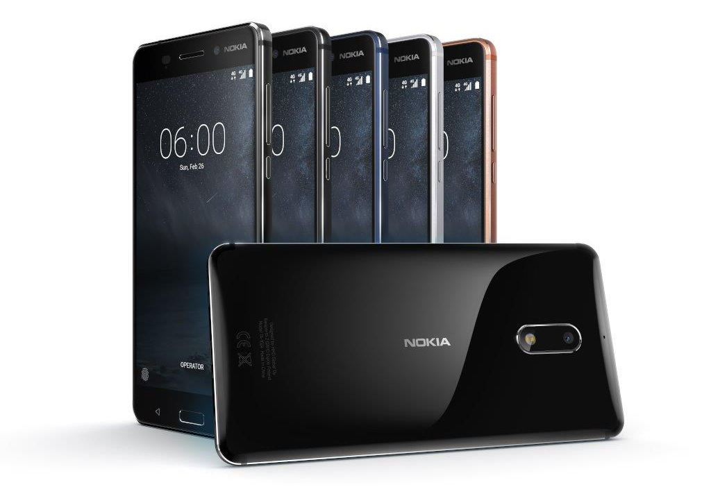 The Nokia 6 is down to just $129 ($100 off) on Amazon