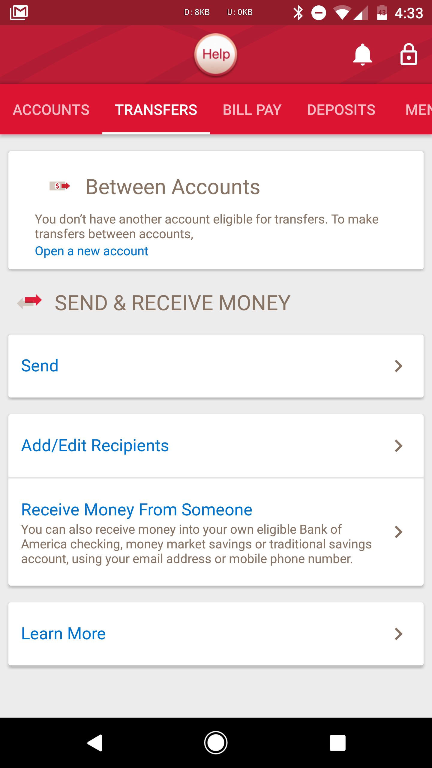 A Ton Of Banking S However Today It Getting Better With The New Ability To Send Receive Or Request Money From Almost Anyone In Your Contacts