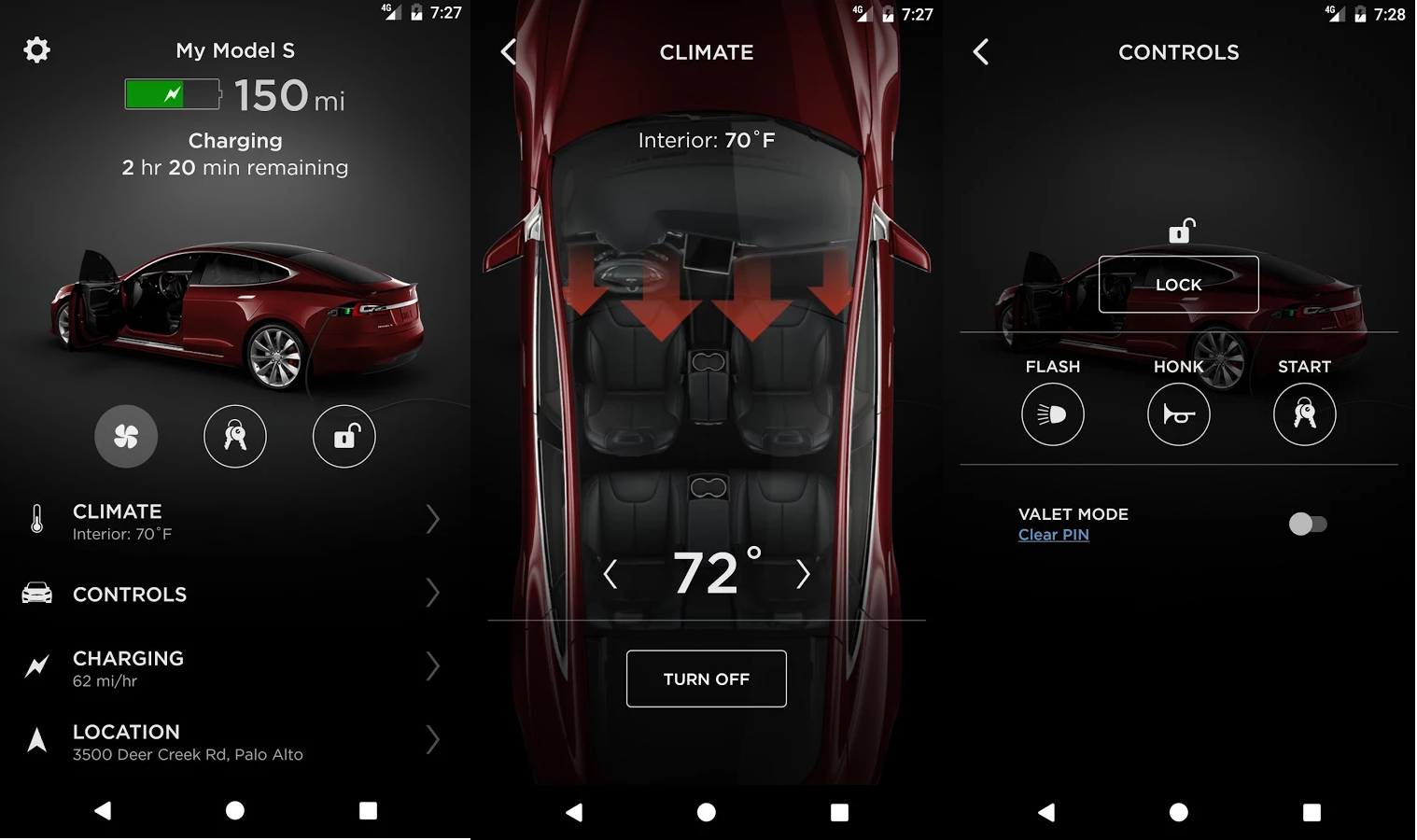 Update: It's back] Tesla app mysteriously vanishes from the Play Store