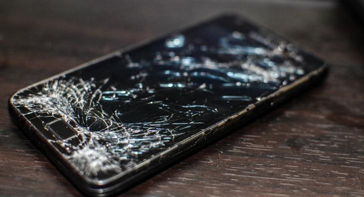 can verizon repair a cracked screen