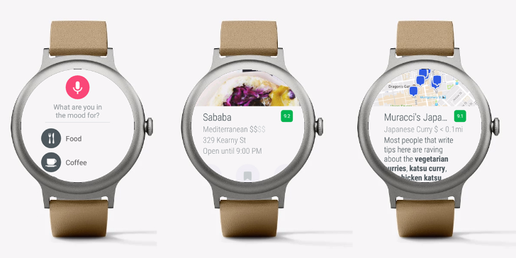 Foursquare City Guide Comes to Android Wear 2.0