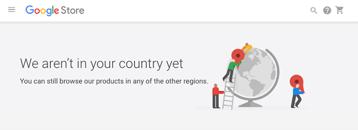 [Update: Official] Feature or Fluke: You can now purchase items on any other country's Google Store