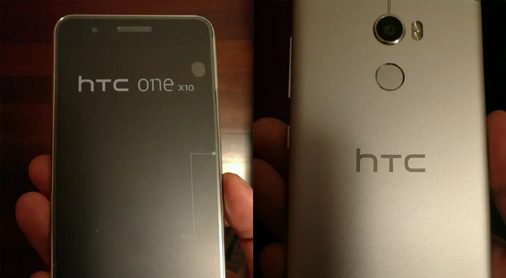 HTC's upcoming budget phone, the One X10, gets leaked
