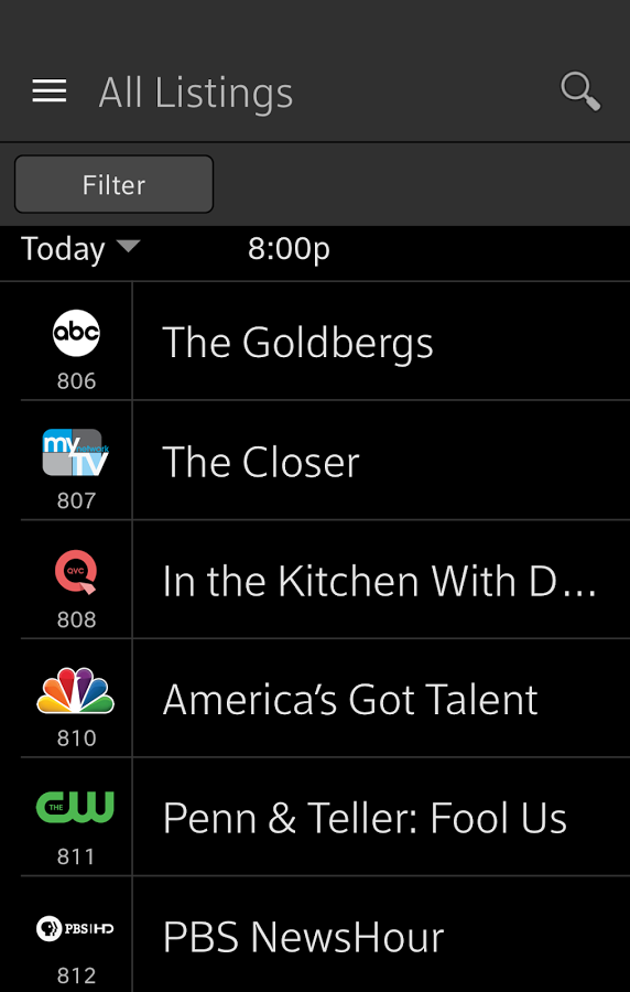 Comcast's XFINITY TV app is now XFINITY Stream, and users are pissed