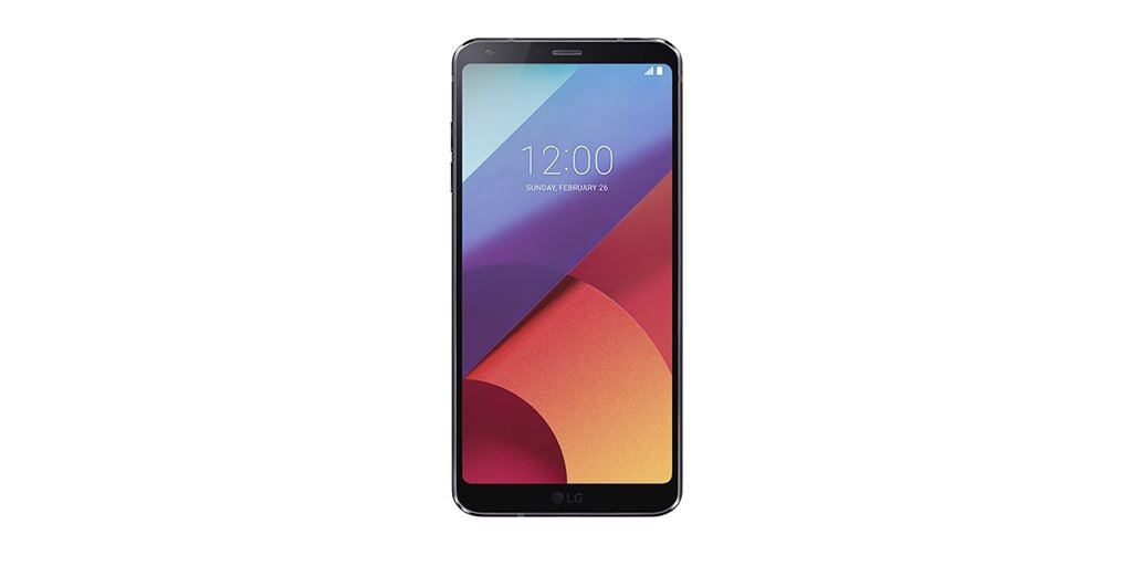 LG G6 is official with Snapdragon 821 and 18:9 display