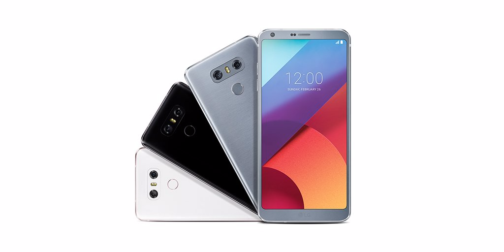 Update: G6 US997 for US open market] LG G6 (H870) for the