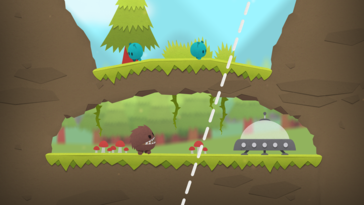 Super adorable and smart puzzler Splitter Critters debarks on the Play Store