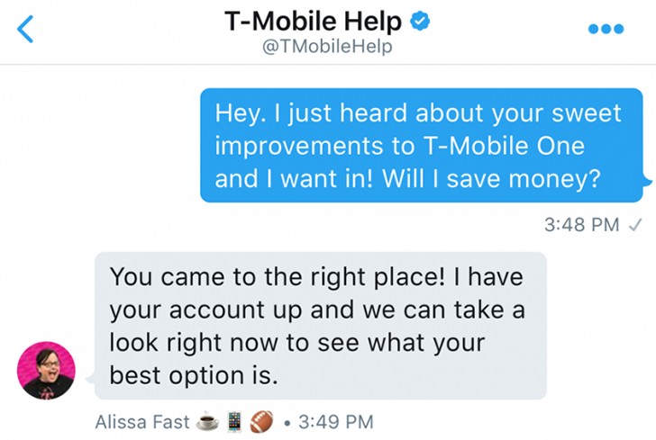 Twitter custom profiles for Direct Messages help personalize