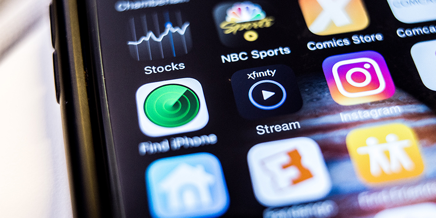 Comcast plans to launch 39 xfinity stream 39 app to replace for Mirror xfinity app to tv