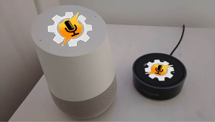 AutoVoice 3 0 adds Google Home, Amazon Echo integration and
