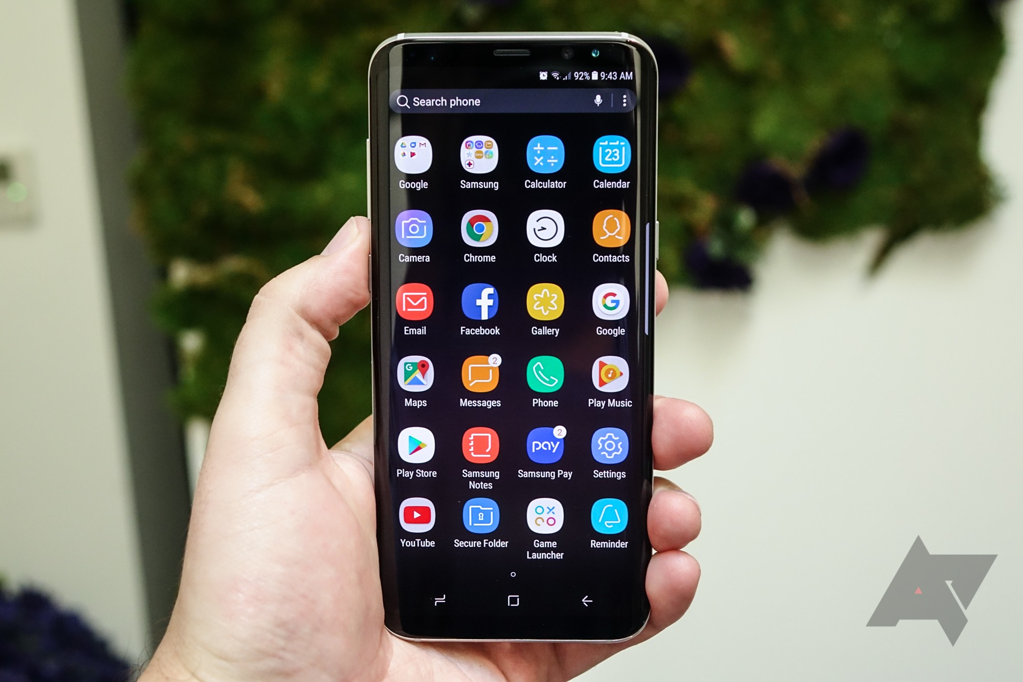 The Samsung Galaxy S8 Is Official With A Snapdragon 835