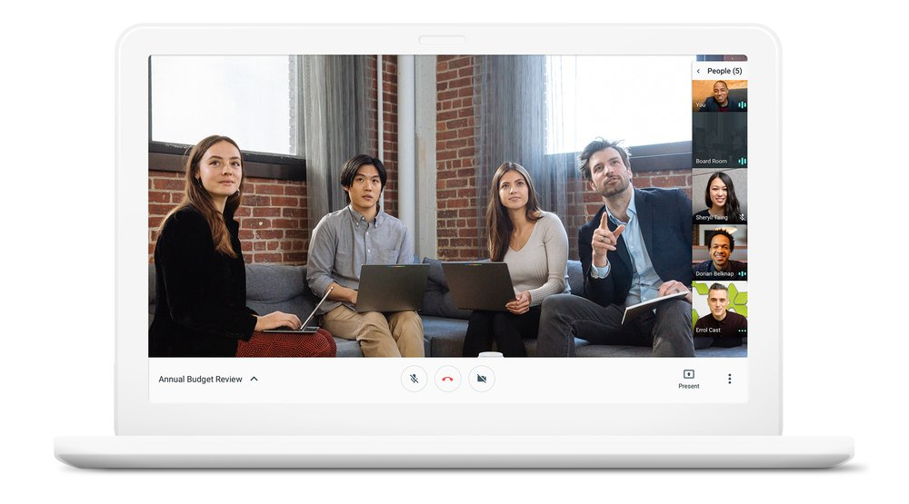 Hangouts Meet will entirely replace Hangouts video calls for